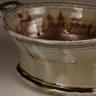 Oval baking dish, side-handled