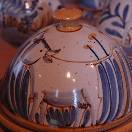 Wobage Makers Gallery, stoneware by A.McGarva