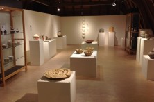 UK pots on display 'Young Clay'
