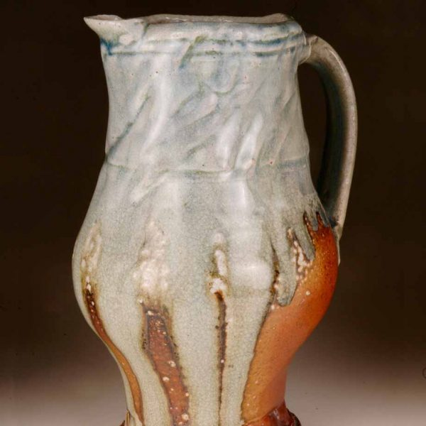 BalusterJug - Wood Fired Salt Glaze by Jeremy Steward